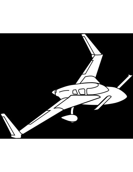 Cozy MKIV Winglets