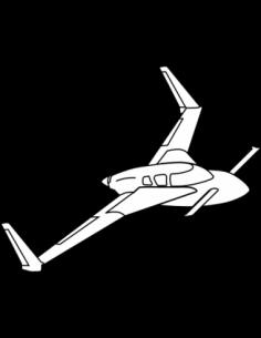 Precut Foam Core - Wing & Winglets