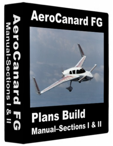 AeroCanard FG Plans Set