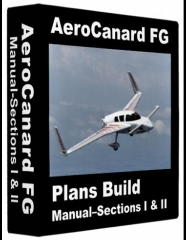 AeroCanard FG Plans - Manual