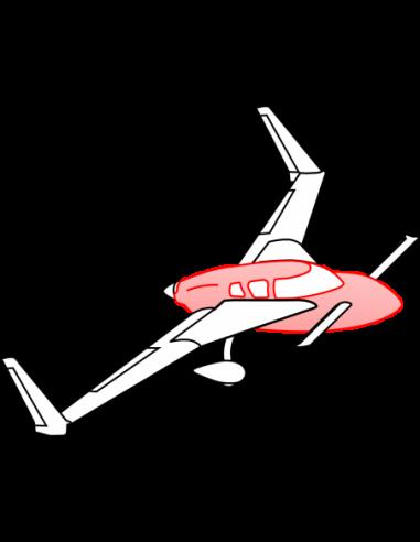 AeroCanard FG Lower Fuselage