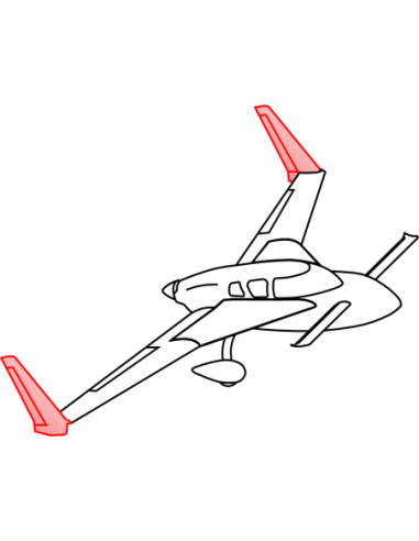 AeroCanard Winglets