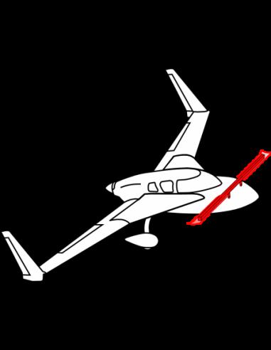 Canard Spar - AeroCanard