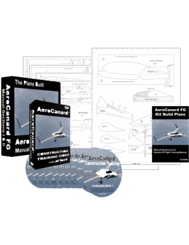 AeroCanard Plans Package
