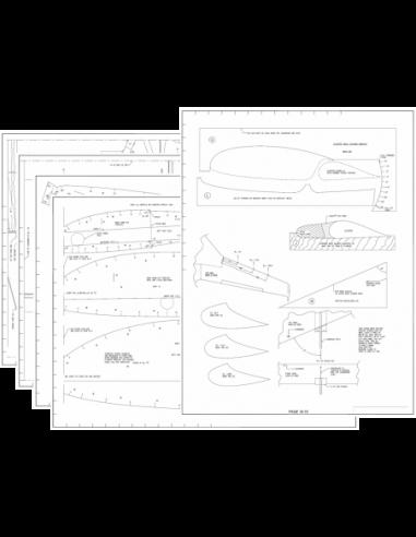 AeroCanard M-Drawings