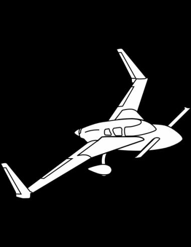 Cozy MKIV Nose Wheel and Strut Doors