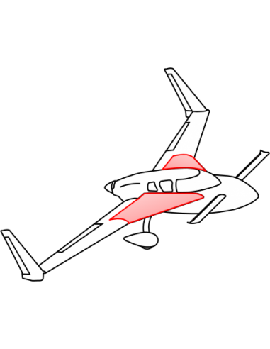 Fuel Strakes - AeroCanard
