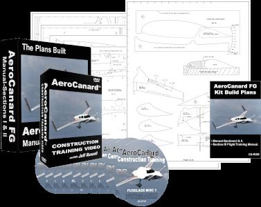 AeroCanard Plans
